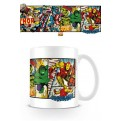 MARVEL COMICS - TAZZA - HEROES PANEL