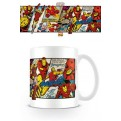 MARVEL COMICS - TAZZA - IRON MAN PANELS