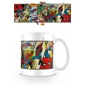 MARVEL COMICS - TAZZA - SPIDER-MAN PANELS