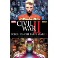 MARVEL CROSSOVER 90 - CIVIL WAR II - SCEGLI DA CHE PARTE STARE 1