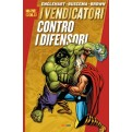 MARVEL GOLD: I VENDICATORI CONTRO I DIFENSORI