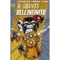 MARVEL GOLD: IL GUANTO DELL'INFINITO - INFINITY GAUNTLET