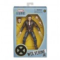 MARVEL LEGENDS DELUXE - WOLVERINE WITH JACKET - ACTION FIGURE 15CM