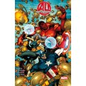 MARVEL MINISERIE 142 - AGE OF ULTRON 4 - COVER ULTRON