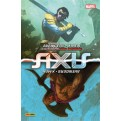 MARVEL MINISERIE 159 - AVENGERS & X-MEN: AXIS 3 COVER INVERSIONE