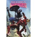 MARVEL MINISERIE 166 - SECRET WARS 3 - VARIANT GABRIELE DELL'OTTO