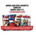MARVEL SAGA DEVIL COFANETTO COMPLETO - MARVEL SAGA 9-12