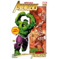 MARVEL SPECIAL 7 - AVENGERS - HULK SPACCA!