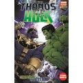 MARVEL UNIVERSE 34 - THANOS VS HULK