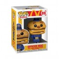 MCDONALD'S - POP FUNKO VINYL FIGURE 89 OFFICER MAC 9CM