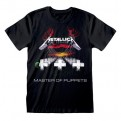 METALLICA - T-SHIRT - MASTER OF PUPPETS M