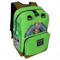 MINECRAFT - BACKPACK - PICK AXE ONE SIZE