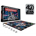 MONOPOLY - STAR WARS 40TH ANNIVERSARY SPECIAL EDITION