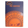 NBA5DC06 - DISNEY CLASSIC - A5 NOTEBOOK - THE LION KING (NO WORRIES)