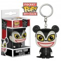 NIGHTMARE BEFORE CHRISTMAS - POP FUNKO VINYL KEYCHAIN VAMPIRE TEDDY 4 CM