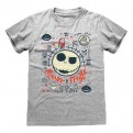 NIGHTMARE BEFORE CHRISTMAS - T-SHIRT - MASTER OF FRIGHT L
