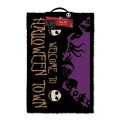 NIGHTMARE BEFORE CHRISTMAS - ZERBINO 40x60 - HALLOWEEN TOWN