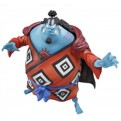 ONE PIECE P.O.P. - JINBE NEO DX STATUE PVC