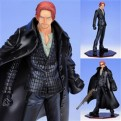 ONE PIECE P.O.P. - SHANKS STRONG EDITION PVC FIGURE