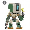OVERWATCH - POP FUNKO VINYL FIGURE 489 BASTION 15CM