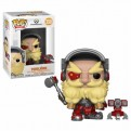 OVERWATCH SERIES 4 - POP FUNKO VINYL FIGURE 350 TORBJORN 9CM