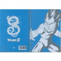PAPTOE005 - DRAGON BALL NOTEBOOK VEGETA A5