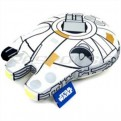 PELSTW023 - STAR WARS - SUPER DEFORMED 6 INCH PLUSH MILLENNIUM FALCON