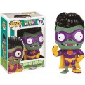 PLANTS VS ZOMBIES - POP FUNKO VINYL FIGURE 79 SUPER BRAINZ 9CM