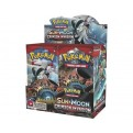 POKEMON - BOX 36 BUSTE - SOLE E LUNA CRIMSON INVASION - ENG