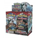 POKEMON - BOX 36 BUSTE - SOLE E LUNA INVASIONE SCARLATTA