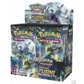 POKEMON - BOX 36 BUSTE - SOLE E LUNA TUONI PERDUTI