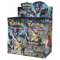 POKEMON - BOX 36 BUSTE - SOLE E LUNA ULTRAPRISMA