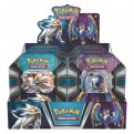 POKEMON - BOX 6 TIN - LEGGENDE DI ALOLA