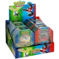 POKEMON - BOX 6 TIN - LEGGENDE DI KALOS