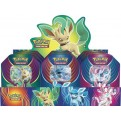 POKEMON - BOX 9 TIN - FESTA EVOLUTIVA