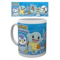 POKEMON - TAZZA - WATER PARTNERS