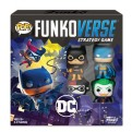 POP FUNKOVERSE - DC COMICS STRATEGY GAME - SET BASE - ENG