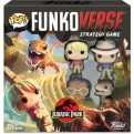 POP FUNKOVERSE - JURASSIC PARK STRATEGY GAME - SET BASE - ENG