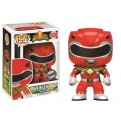 POWER RANGERS - POP FUNKO VINYL FIGURE 528 RED RANGER - DRAGON SHIELD 9CM