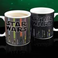 PP3699SW - STAR WARS - LIGHTSABER HEAT CHANGE MUG DV