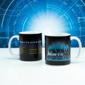 PP4449RP0 - READY PLAYER ONE - TAZZA WELCOME TO THE OASIS
