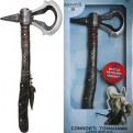 REPIKN002 - ASSASSIN'S CREED 3 - REPLICA TOMAHAWK CONNOR BATTLE DAMAGED VER 50 CM