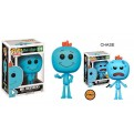 RICK AND MORTY - POP FUNKO VINYL FIGURE 174 MR. MEESEEKS ASSORTMENT (6)