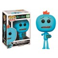 RICK AND MORTY - POP FUNKO VINYL FIGURE 180 MR. MEESEEKS W/MEESEEKS BOX