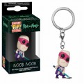 RICK AND MORTY - POP FUNKO VINYL KEYCHAIN NOOB NOOB 4CM