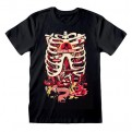 RICK AND MORTY - T-SHIRT - ANATOMY PARK S
