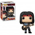 ROCK MOTLEY CRUE - POP FUNKO VINYL FIGURE 72 MICK MARS 9CM - NEW YORK TOY FAIR