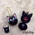 SAILOR MOON - MINIATURELY TABLET V.1 - LUNA P BALL