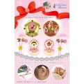 SAILOR MOON - TRANSFORMING BROOCH EARPHONE KIT