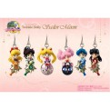 SAILOR MOON - TWINKLE DOLLY V.1 - ESPOSITORE 10 PEZZI - PORTACHIAVI